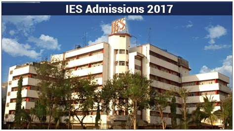 Ies Mba by Ies Management College Mumbai Announces Pgdm Admission 2017