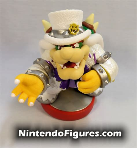 Amiibo Bowser Mario Odyssey Series bowser mario odyssey amiibo review nintendofigures