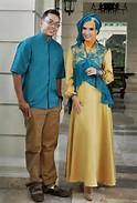 Dress Pesta Muslimah Modern