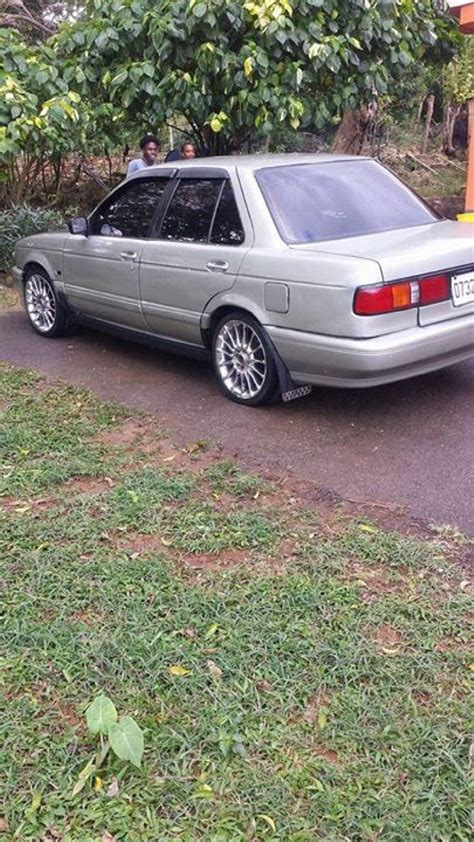 nissan b13 for sale in town jamaica for