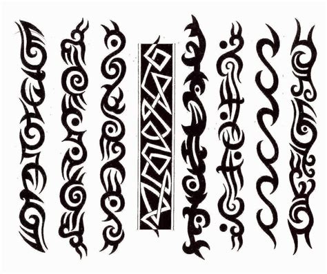 simple tattoo tribal band free pictures