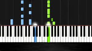 tutorial piano funk fall out boy centuries piano cover tutorial by plutax