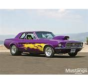 O 1967 Ford Mustang Coupe  Photo 30004714