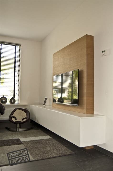 Wohnzimmer Ideen Wand 1394 by Wandmeubel Tv Om Kabels Te Verbergen Zoeken Tv