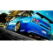 Wallpapers Nissan Skyline R33 1920x1080 Wallpaper 7221