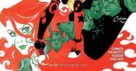 libro harley quinn vol 3 el rinc 243 n geek harley quinn vol 3 17 actualizable