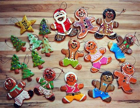 Decorating Ideas Gingerbread Diy Gingerbread Ornaments A Budget Friendly