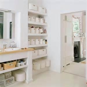 bathroom shelf idea 73 practical bathroom storage ideas digsdigs