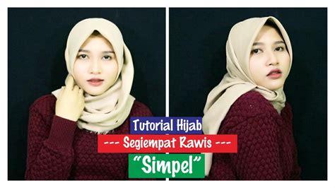tutorial hijab pashmina simpel 27 indahalzami youtube 86 gambar terbaru tutorial hijab 2017 segi empat simple