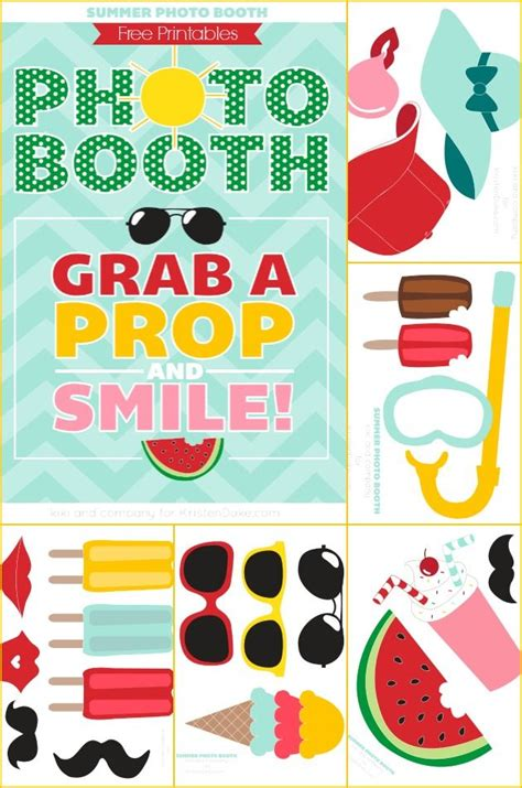 photo booth props diy and free printable 17 best images about photo booth diy ideas on pinterest