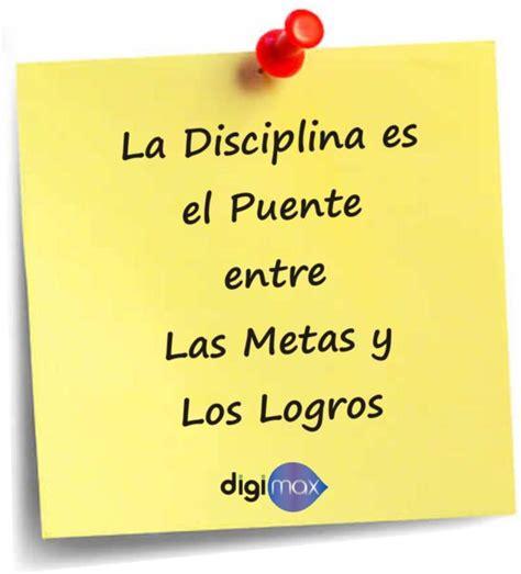 la predicacion puente entre la disciplina es el puente entre las metas y los logros citas
