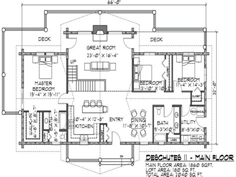 one story log cabin floor plans 2 story log cabin floor plans 2 story log home plans log