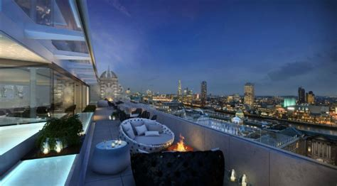 Top Bars In Covent Garden by Radio Rooftop Bar Covent Garden