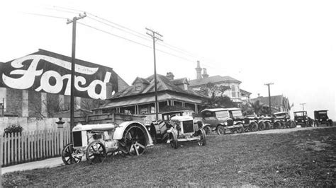 Ford Model T Factory