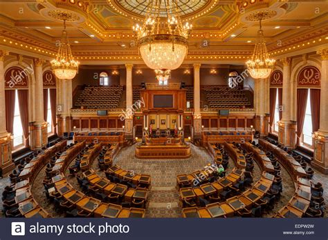 Chamber Of Representatives Chamber Of The House Of Representatives Iowa State