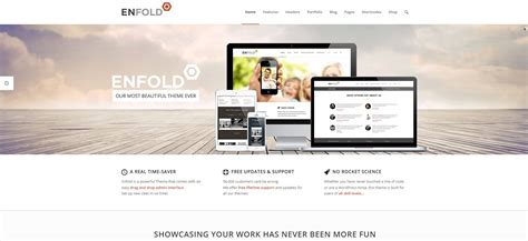enfold theme blog demo das wordpress enfold theme im detail