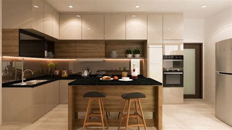 modern style kitchen cabinetry
