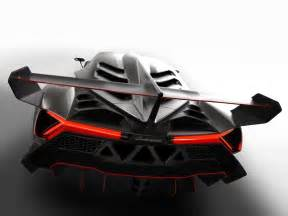Lamborghini Venno Lamborghini Veneno World Of Cars
