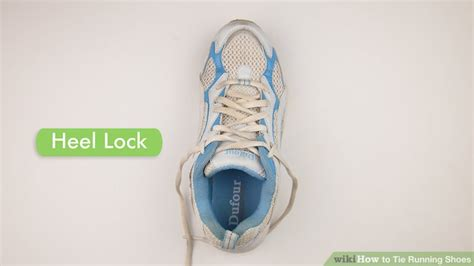 tie running shoes properly 4 ways to tie running shoes wikihow