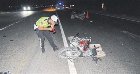 gaziantepte iki motosiklet carpisti gueney haberleri