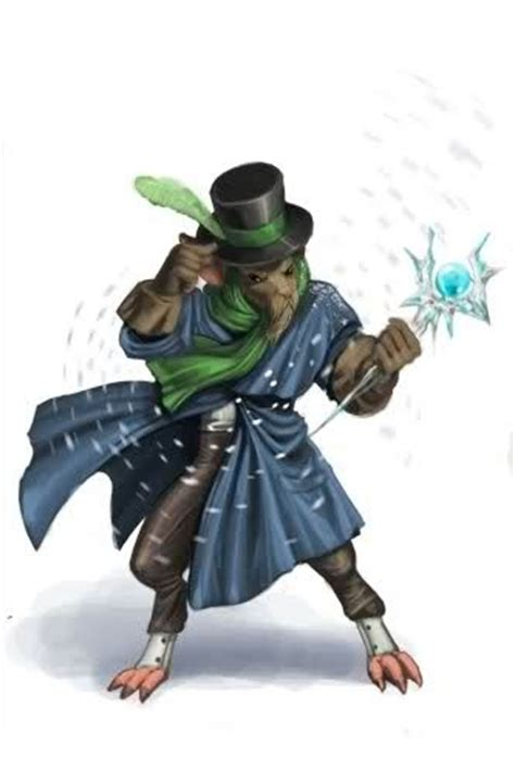b derideen this dapper gentlemen is the winter mage for many of us
