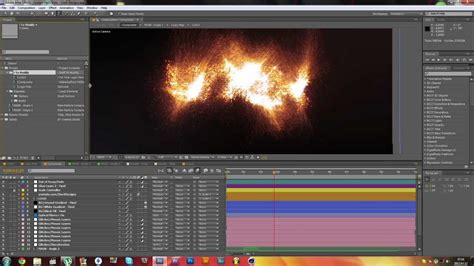 free intro templates for after effects cs5 golden hairs intro free after effects cs5 project file