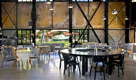 retro interior design cafe rustic grungy vintage industrial extraordinary cafe