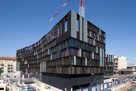 sede lavazza nuova sede lavazza mpartner project construction