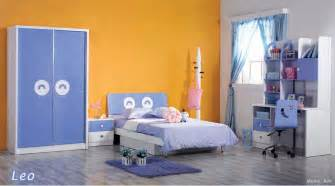 Child Bedroom children bedroom with yellow wall paint color and blue closet and