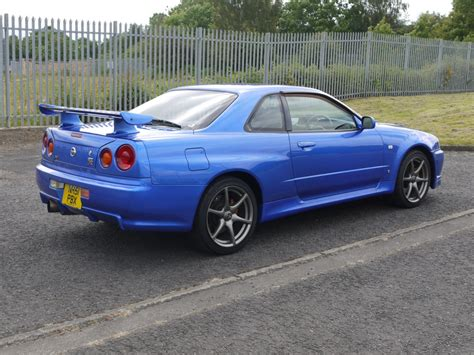 nissan skyline 2001 2001 nissan skyline r34 gtr 6 speed 380ps