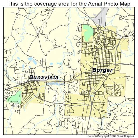 map of borger texas aerial photography map of borger tx texas
