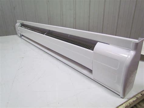 dimplex baseboard heater installation wiring dimplex bn4810w31 electric baseboard heater 240 208v 48
