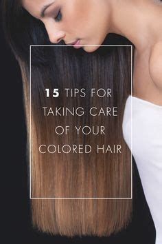 how to take care of colored hair hair growth shoo on biotin hair growth and
