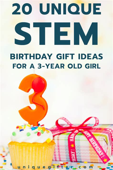 present ideas for a 3 year 20 stem birthday gift ideas for a 3 year unique