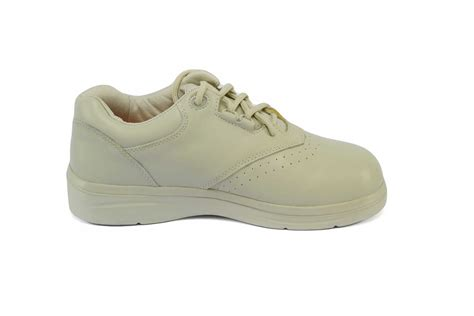 shoes 4 comfort answer2 445 4 bone womens casual comfort shoe orthotic shop