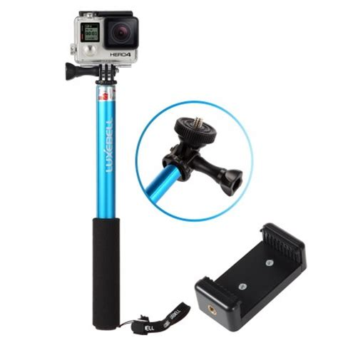 the best waterproof selfie stick for gopro review 2018