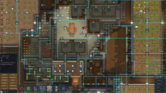 Good Kitchen Design Layouts the end of fortune my greatest colony so far rimworld