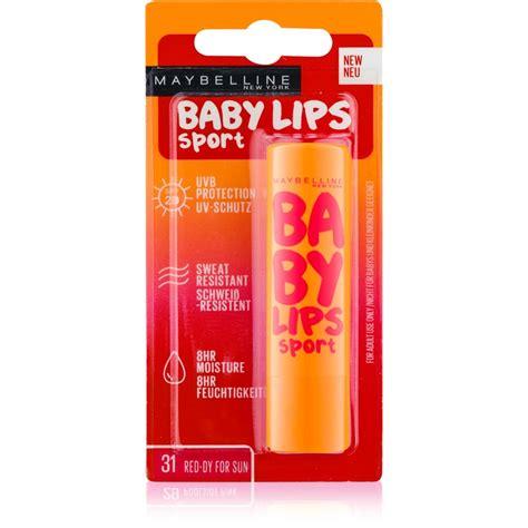 Maybelline Baby Energizing Orange maybelline baby sport balsam do ust spf 20 iperfumy pl