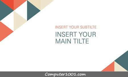 free download template powerpoint keren 3d graphics