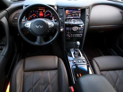 Infinity S Auto by Infiniti Fx30d S Premium Testbericht Auto Motor At