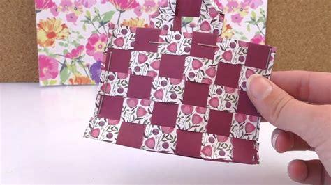 deko selber machen 3466 s 252 223 e tasche aus papier osterkorb f 252 r geschenke selber
