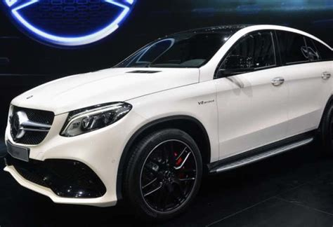 upcoming mercedes gle coupe  bmw  showdown product