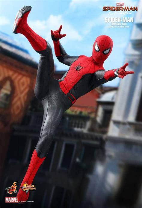 spider man   home spider man upgraded suit