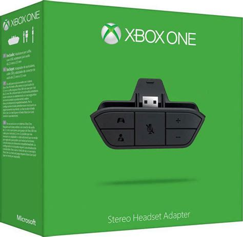 Adaptor Xbox One microsoft stereo headset adapter xbox one skroutz gr