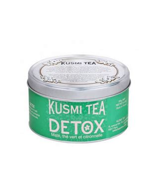 Kusmi Tea Detox by New Year Healthy Lifestyle Remedies Stylenest