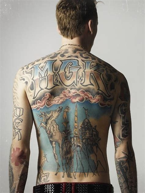 pin by margarita serna on machine gun kelly pinterest