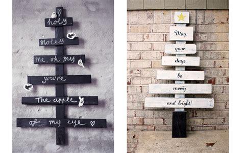 Ideeën Met Steigerhout by Wat Kost Een Houten Kerstboom