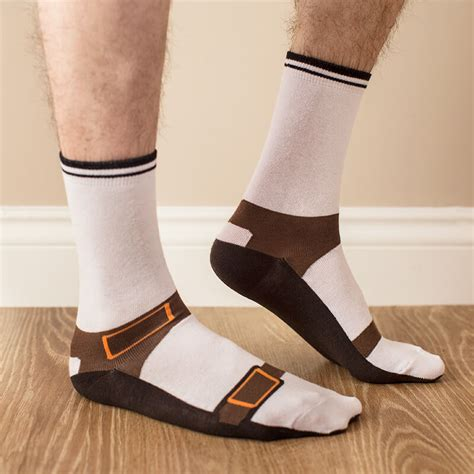 Gifts For Your Wife by Sandal Socks Buy From Prezzybox Com