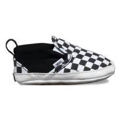 infant checker slip on v crib shoes vans official store