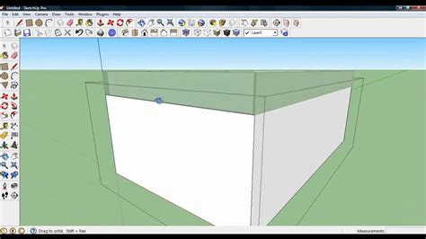 tutorial para usar google sketchup 8 google sketchup tutorial youtube